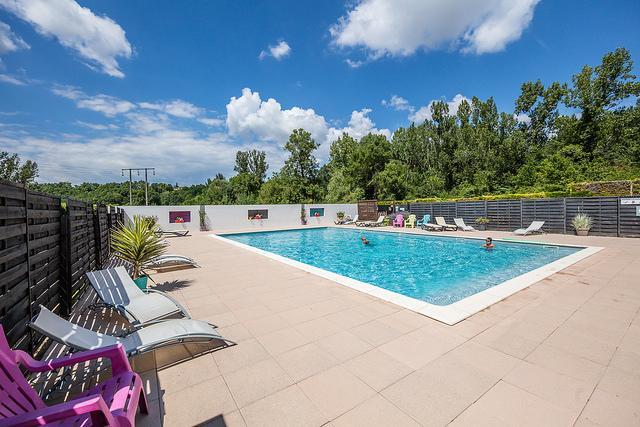 Soleil des Bastides piscine