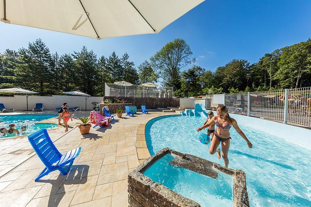 Le Plo piscine enfants