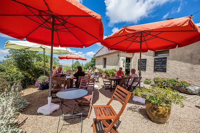 Le Clot terrasse restaurant
