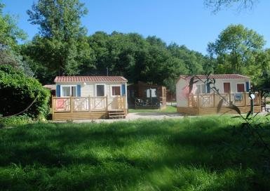 Domaine du Grand Chêne Mobile homes