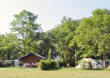 La Prade emplacements