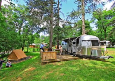 Albirondack Caravane & tente