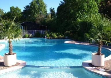 Camp Redon piscine de jour