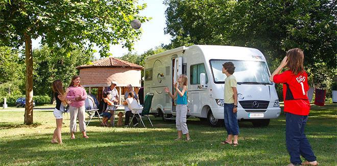 Camping-car Mosnestiès