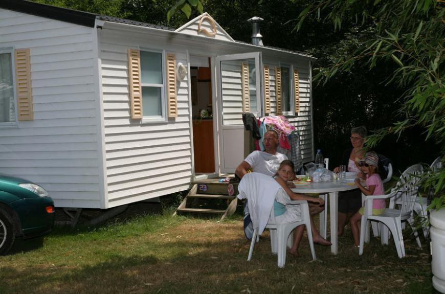 Plan d'Eau St Charles mobile home