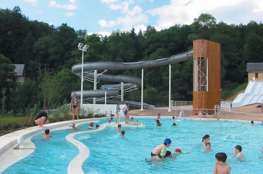 Sources Chaudes piscine