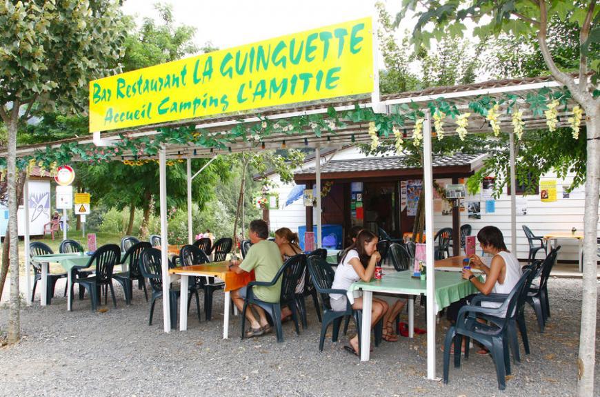 Amitié restaurant