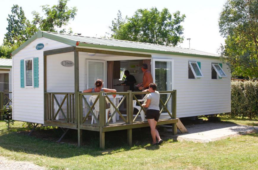 Pessac mobile home