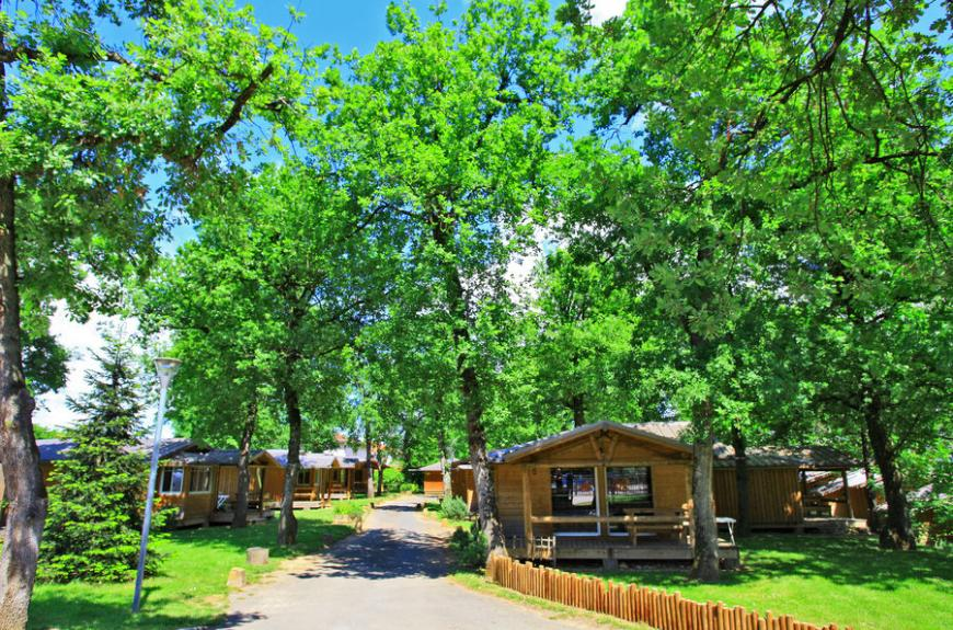 Albirondack Camping Lodge  Spa Albi France