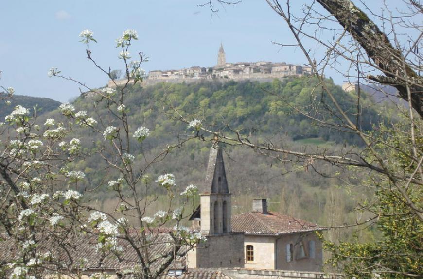 Le Fiscalou Village Puycelsi
