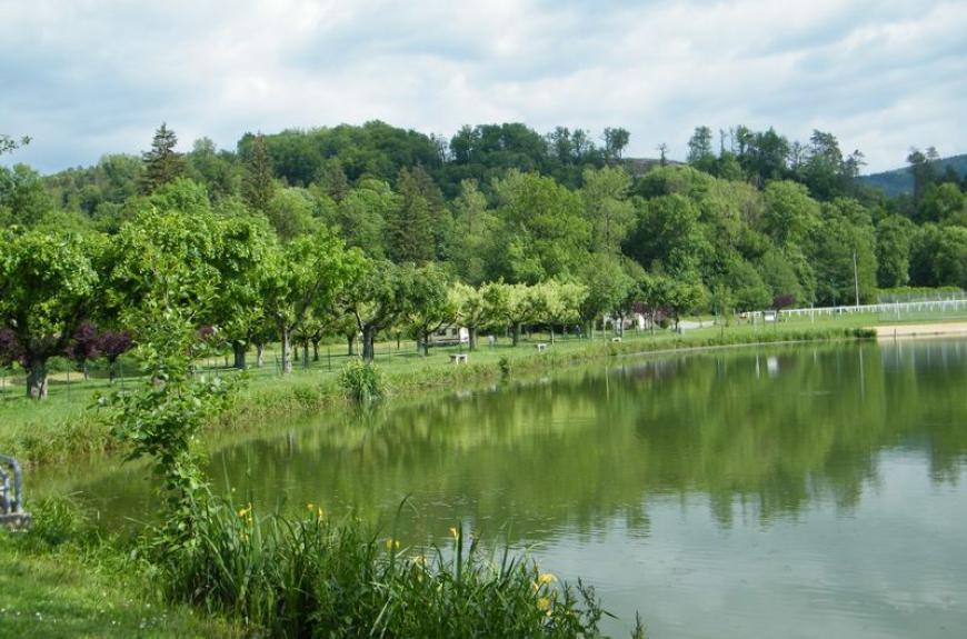 Municipal la Rabaudié Lac