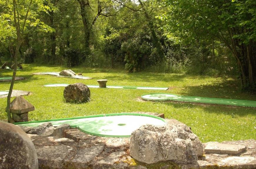 Moulin de Julien mini golf