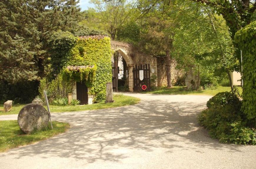 Moulin de Julien entrée