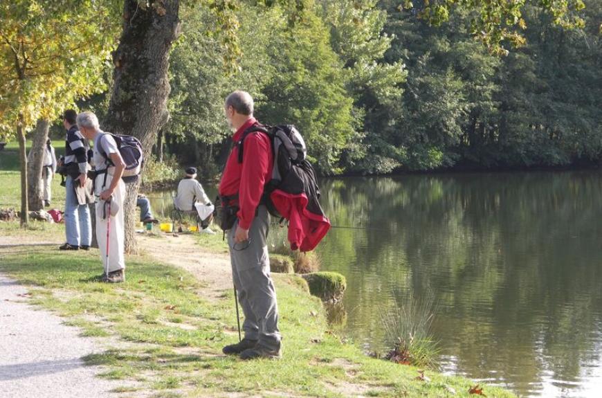 Domaine d'En Laure lac