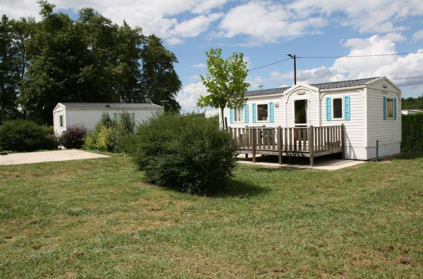 La Lauze mobile home