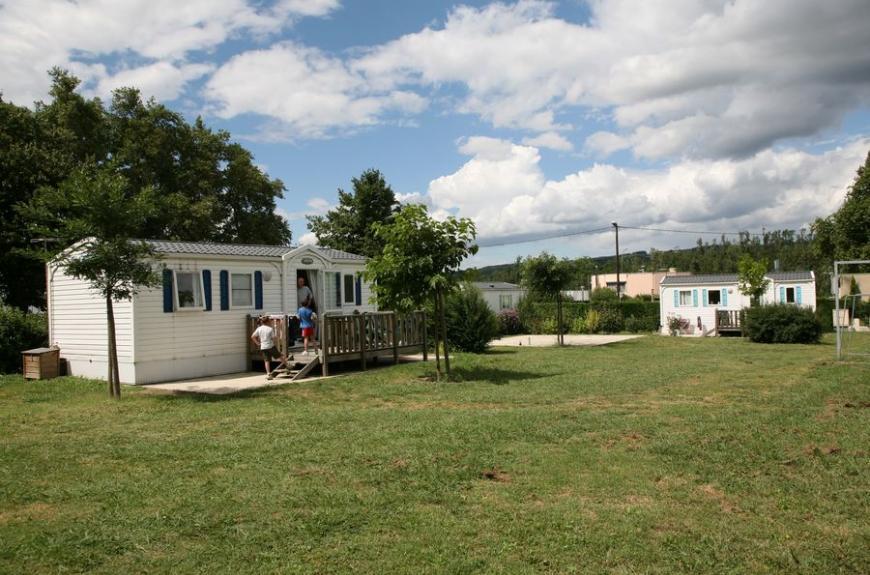 La Lauze mobile homes