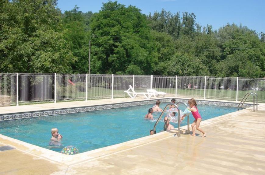 La Prade piscine