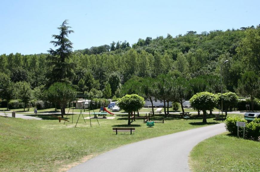 Municipal La Bâtisse emplacements