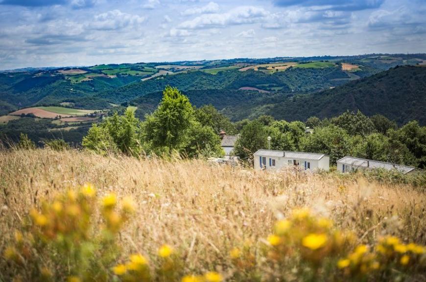 Domaine Vallée du Tarn mobile homes