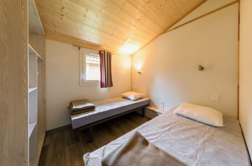 Gourjade chambre chalet