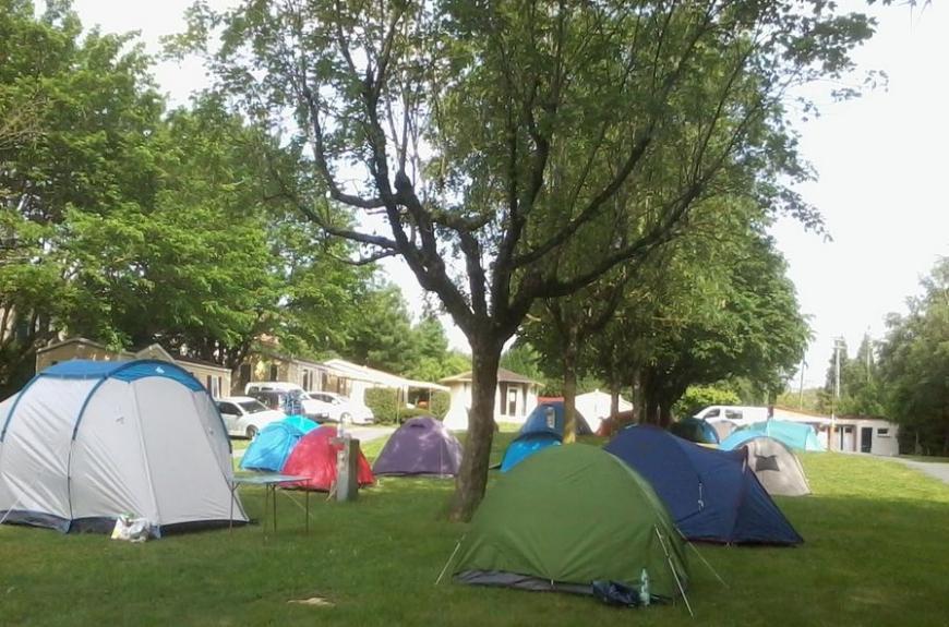 Camping Vallée du thoré tentes