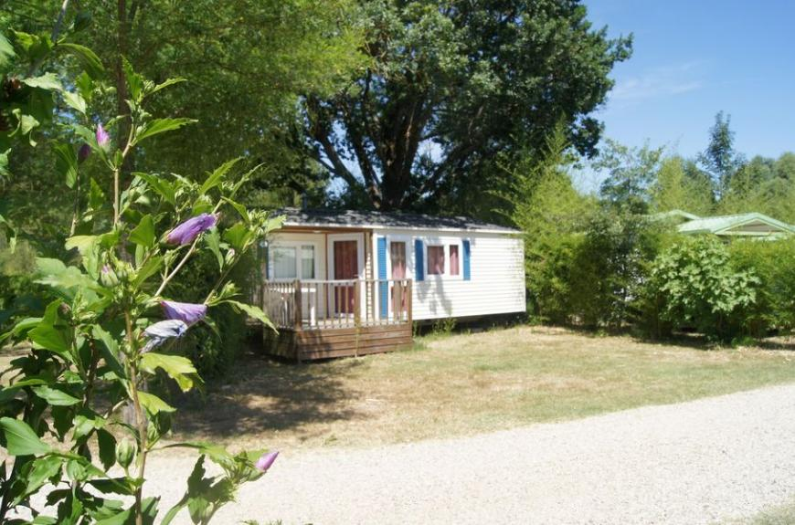 Mobile home Camping Plan d'Eau St Charles