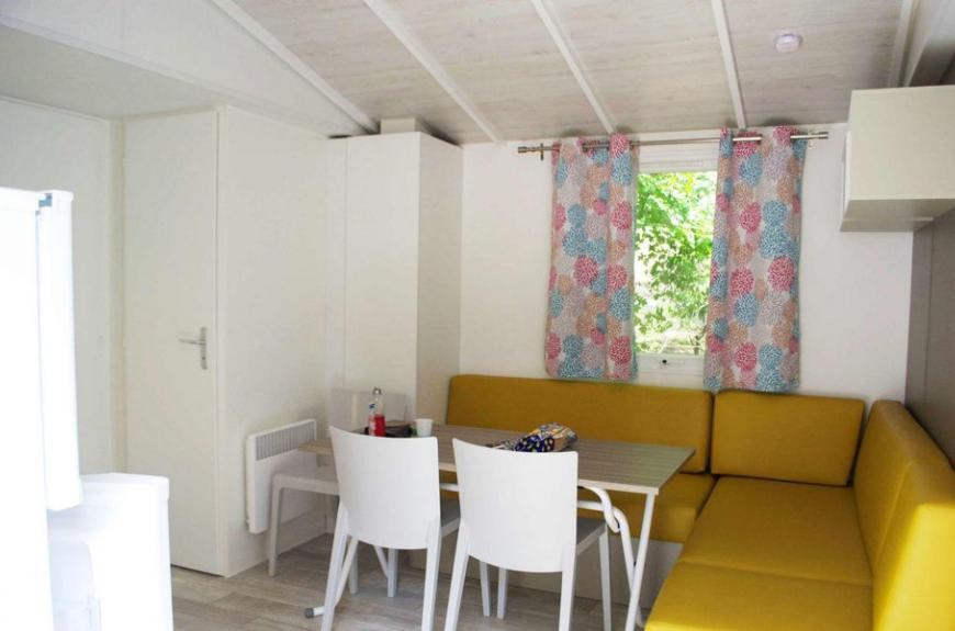 Saint Pierre de Rousieux intérieur mobile home