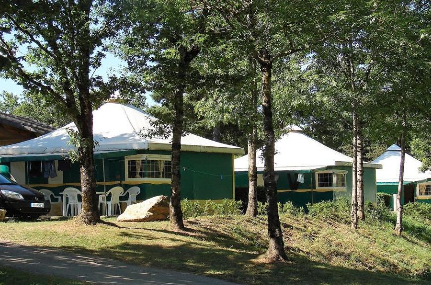 Camping La Forêt pagans