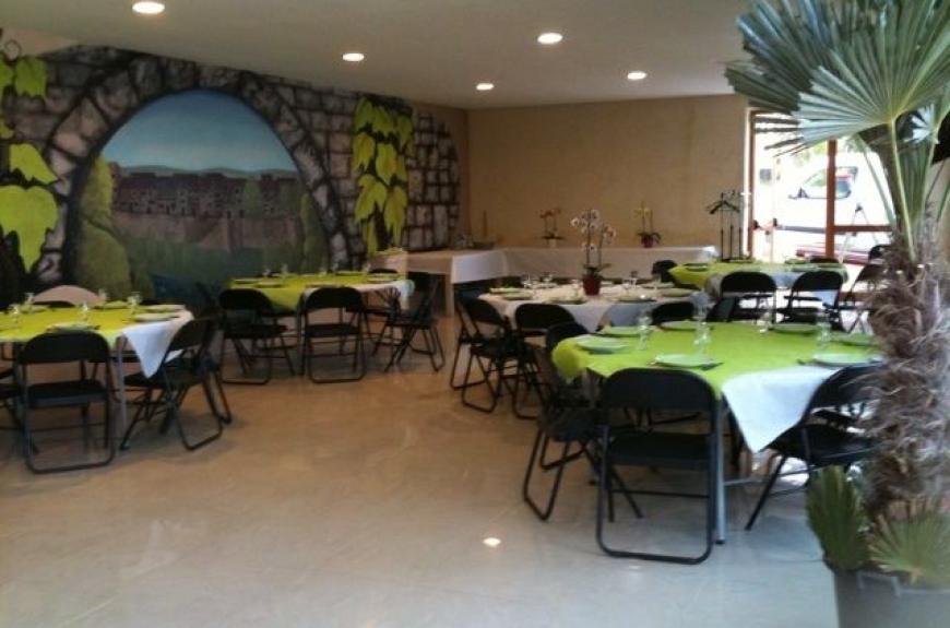 Domaine du Chêne Vert salle réception