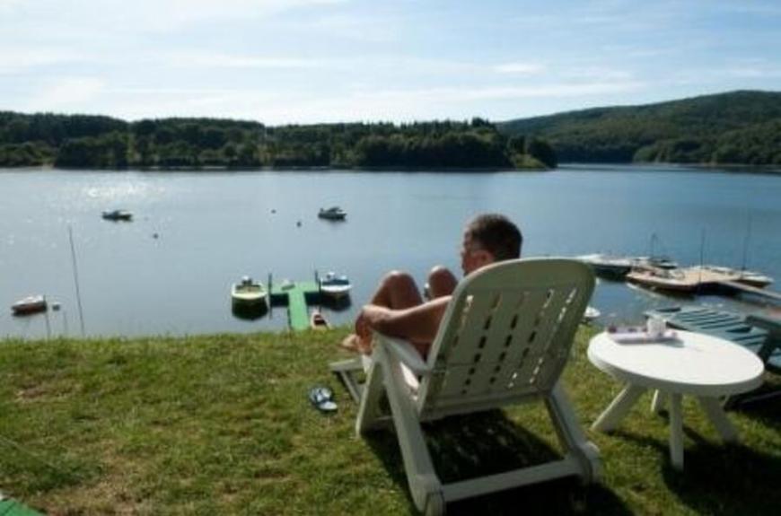 Le Rouquie du Lac détente lac