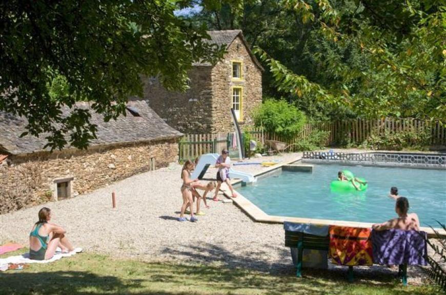 domaine les clots piscine