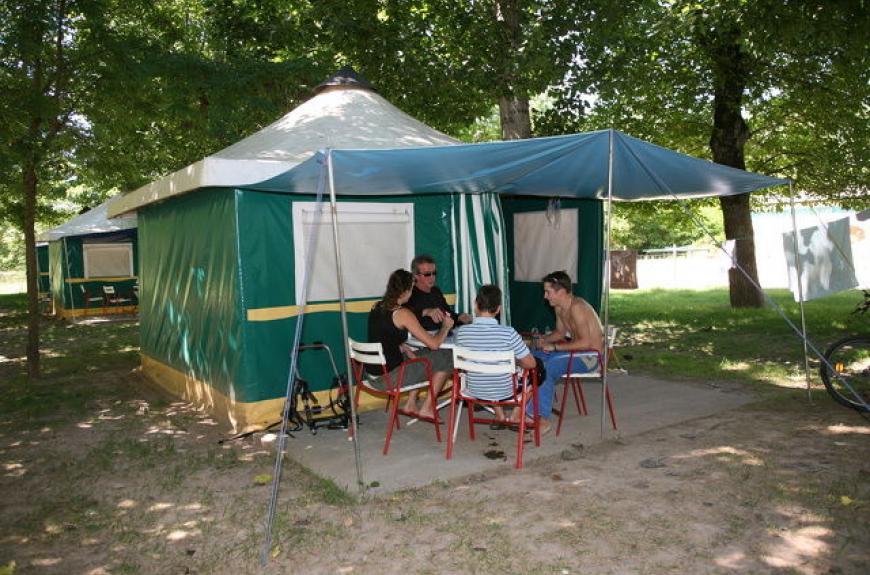 camping l'amitie bungatoile