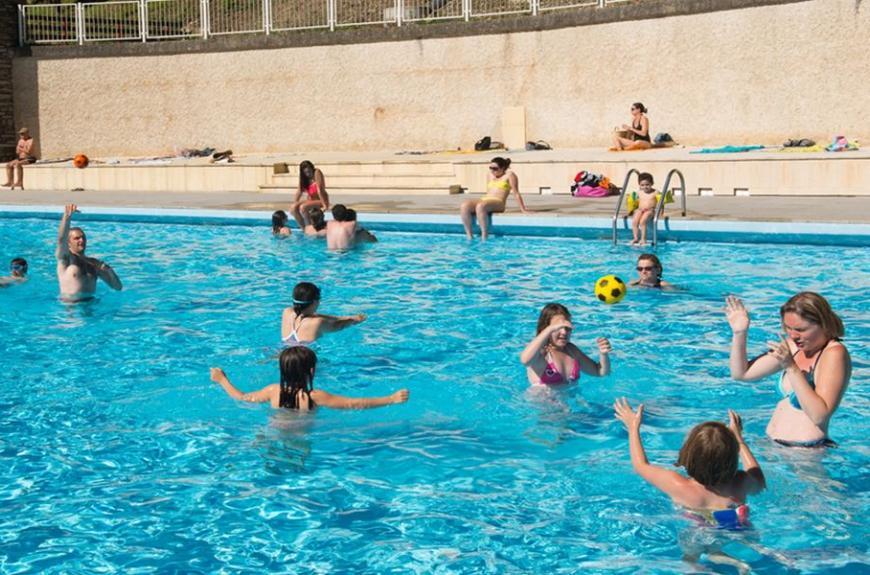 Camboussel piscine