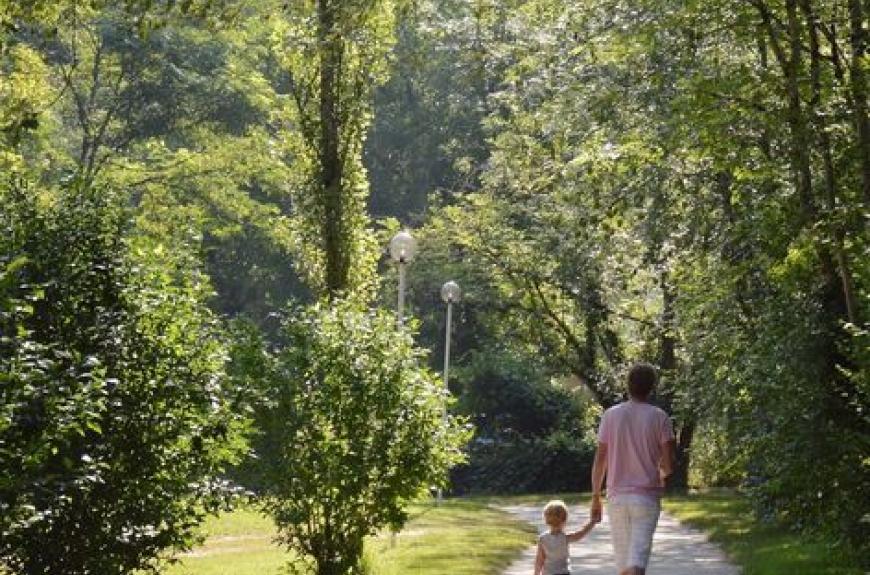 La Prade promenade enfant
