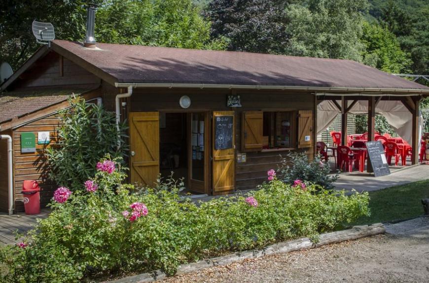 Camping Lestap accueil