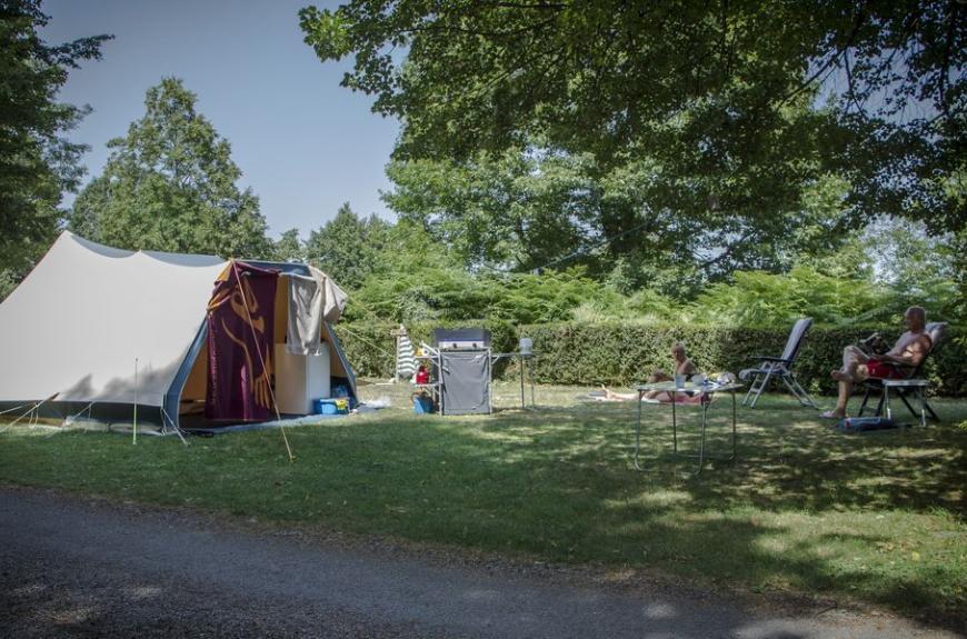 Camping Lestap grande tente