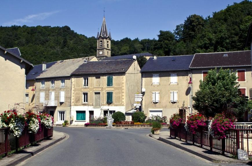 Camping Municipal la Rabaudié village