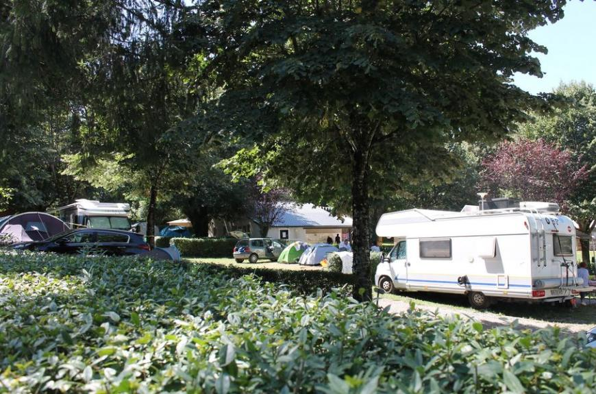 Municipal la Forêt St Pierre de T parcelles camping
