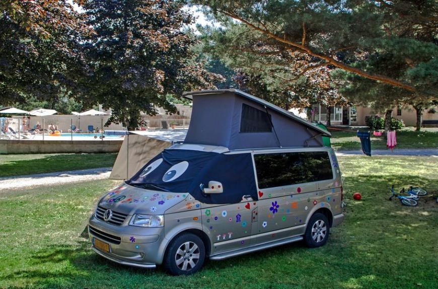 Camping Le Plô camping car