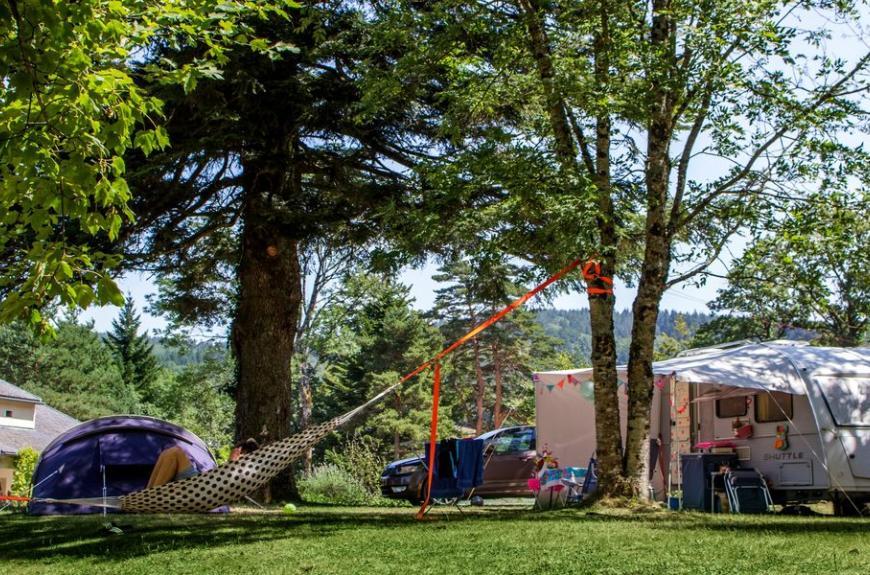 Camping Le Plô hamac