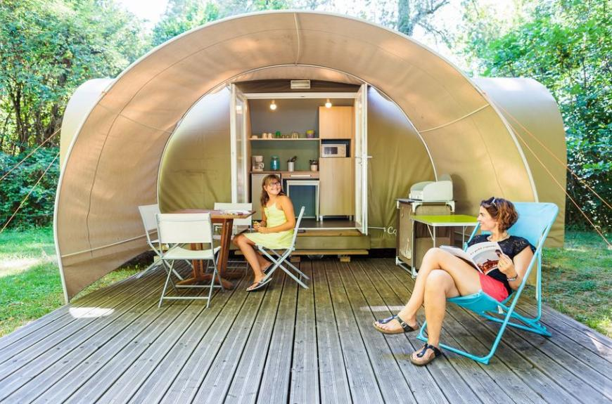 Camping Soleil des Bastides coco sweet
