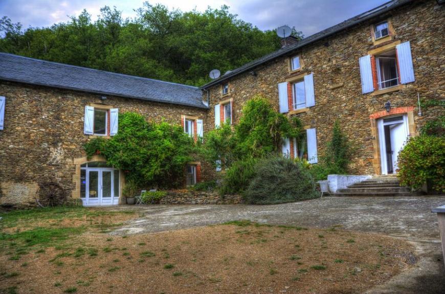 Camping La Bastide d'Albignac demeure