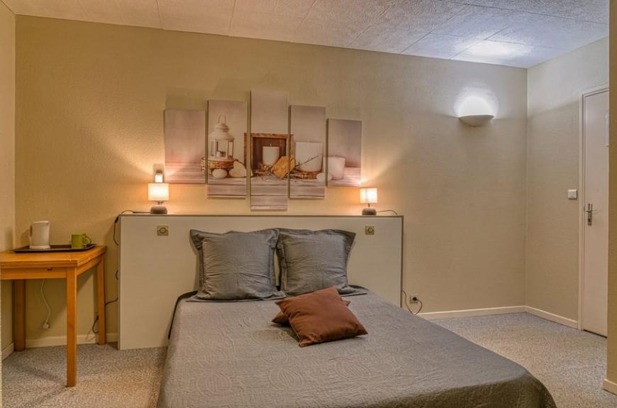 Bastide Albignac chambre