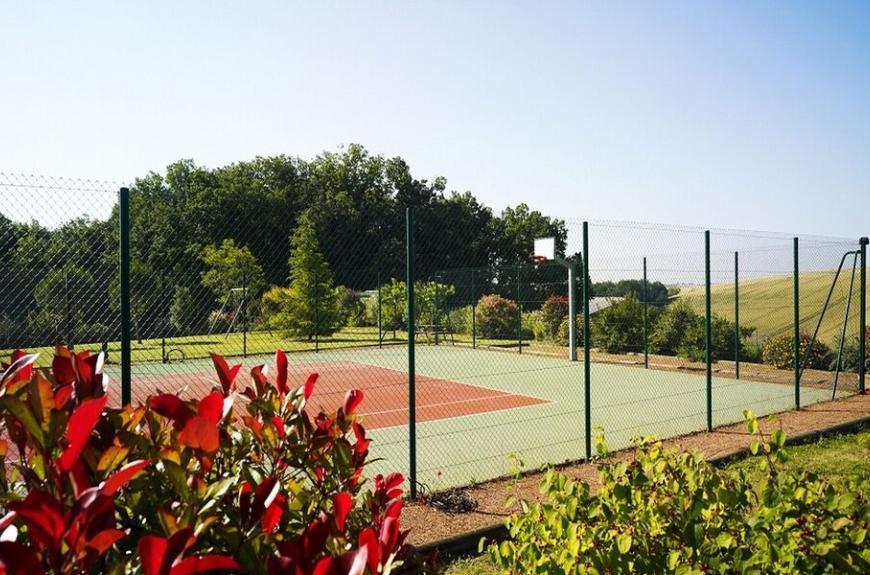 Domaine Koukaño tennis