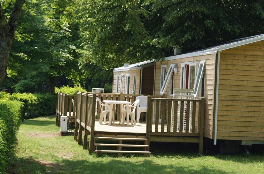 Camping Lestap mobile homes