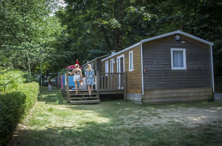 Camping Lestap mobile home
